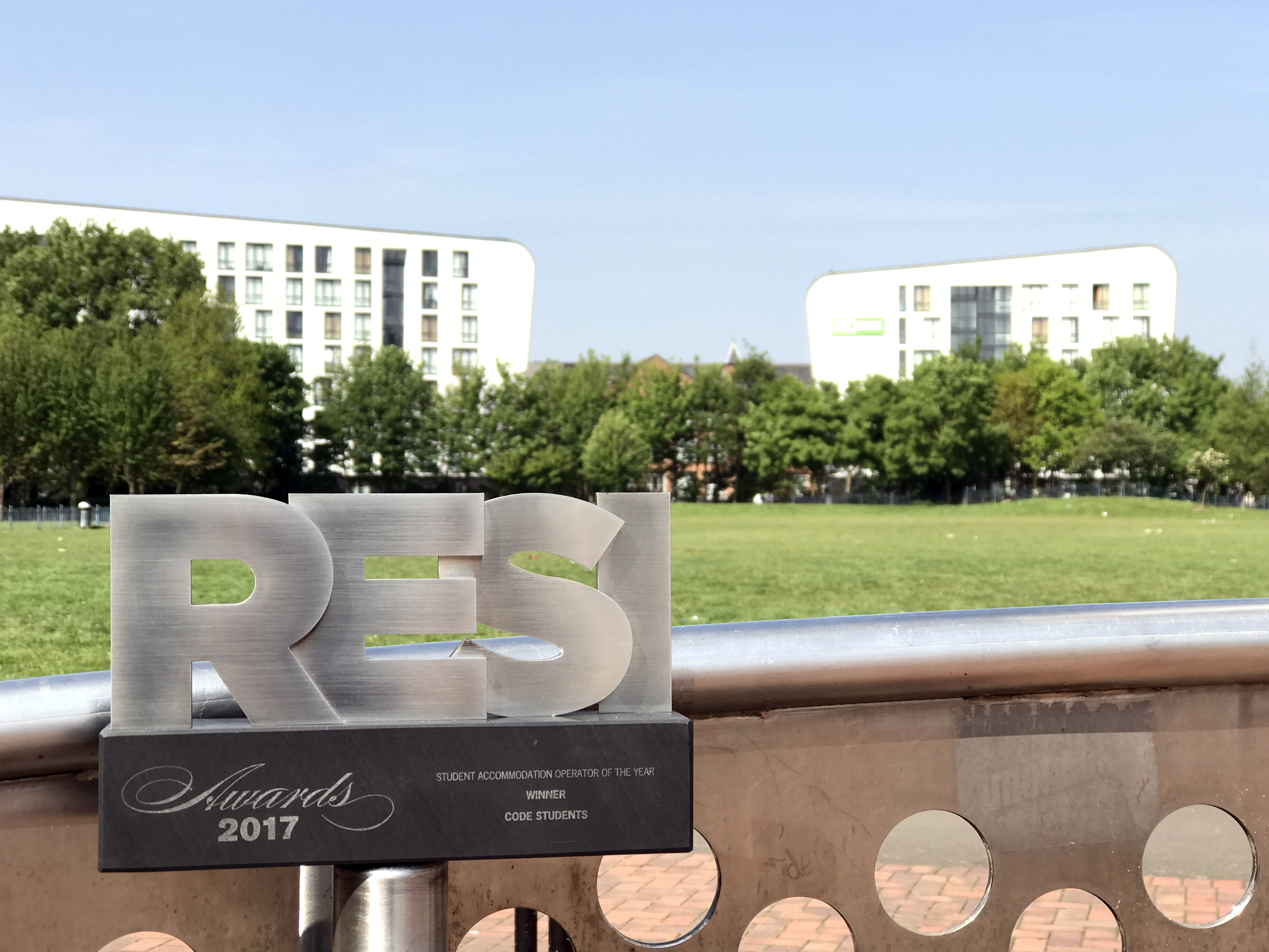 RESI Award Bede Park