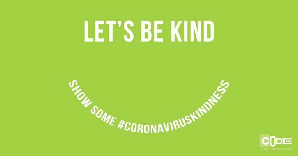 Show some #CornonavirusKindness